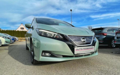 Nissan Leaf Tekna 40kWh